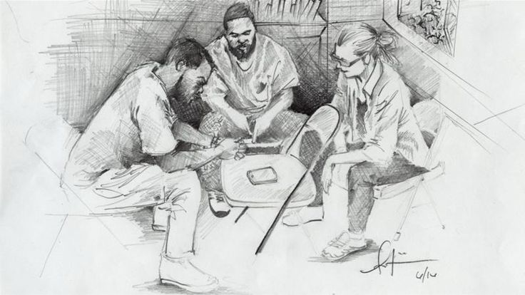 Ear Hustle: Prison podcast tells of life in San Quentin  Recorded in the historic San Quentin State Prison, the new Ear Hustle podcast paints a human image of life in lockup.