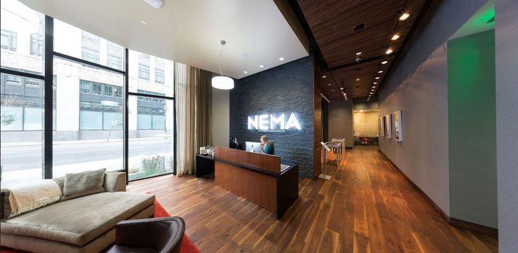Luxury Apartment | Amenities | Club Solarium, Fitness Center, Spa, and Other Luxury Apartment Amenities | NEMA SF