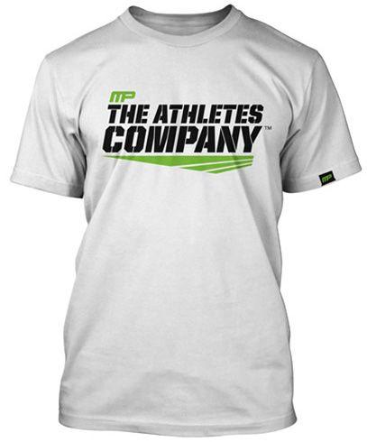 musclepharm-company-tee-white | MusclePharm | Pinterest | Shirts ...