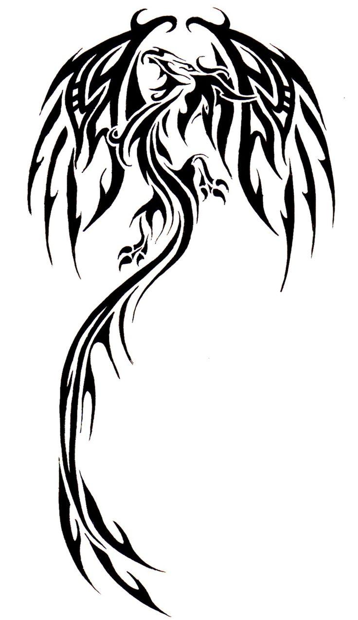 Welsh dragon tattoo designs - Dragon Tattoo Designs