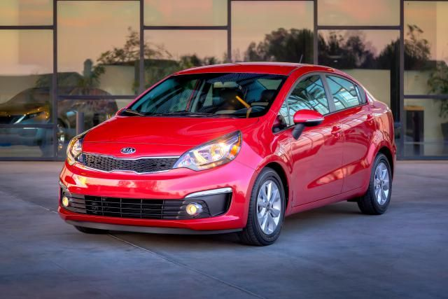 Cheapest Cars: The Least Expensive New Cars of 2016: Kia Rio LX http://cars.about.com/ #aarongold