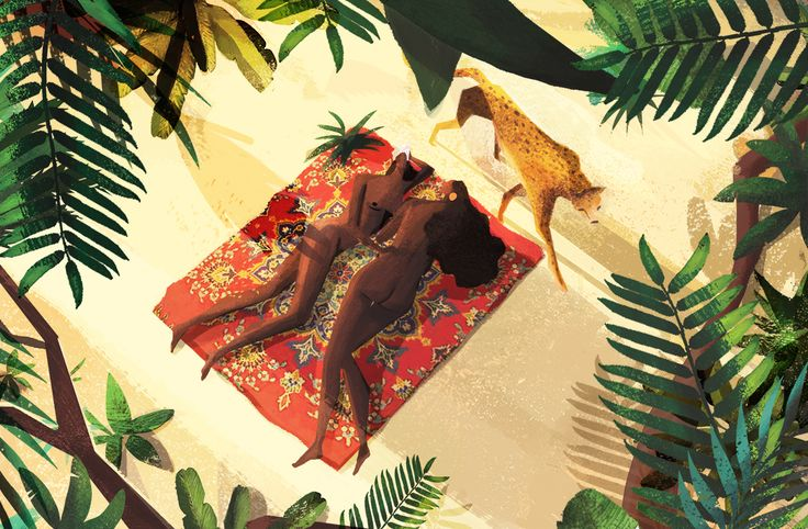 Tropical Cats on Behance