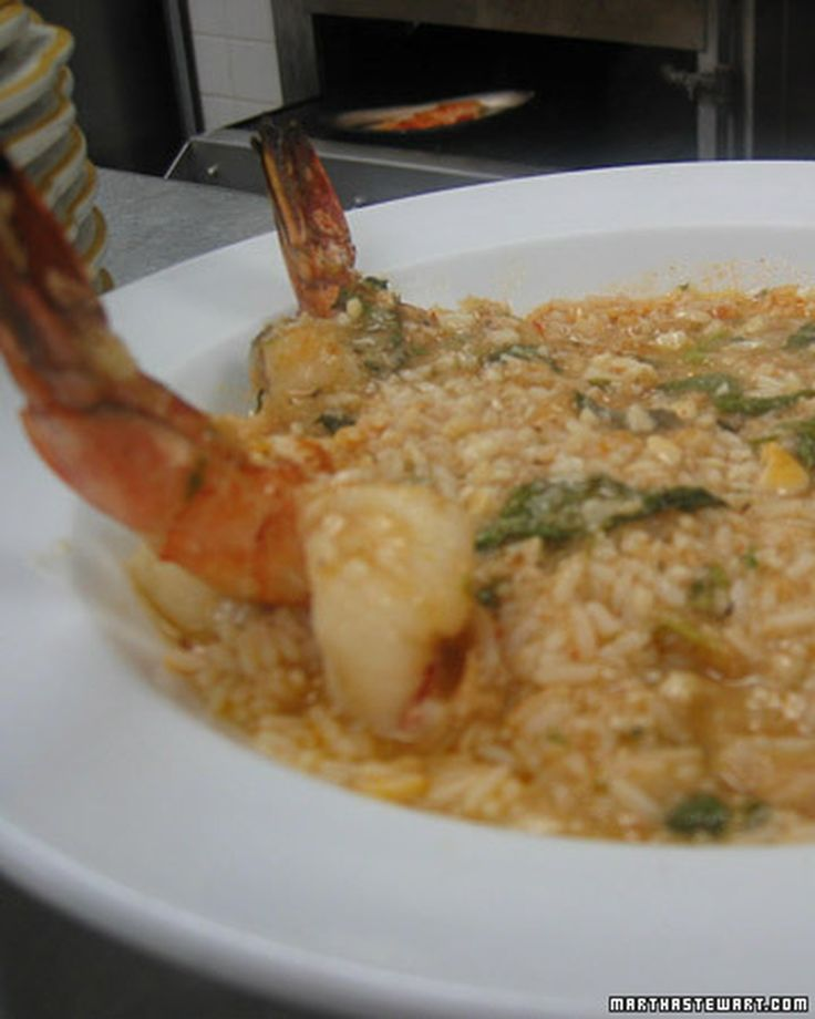 This delicious recipe for shrimp scampi is courtesy of Patsy's owner, Sal Scognomillo.