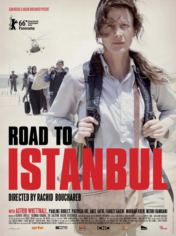La route d'Istanbul (Road to Istanbul) by Rachid Bouchareb Algeria's #Oscars2018 entry