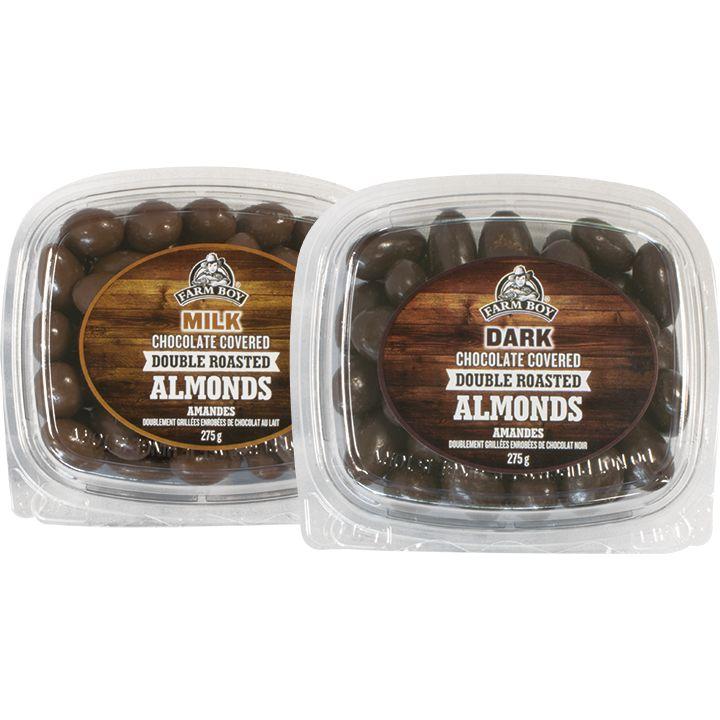 Farm Boy Double Roasted Almonds