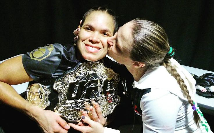 Amanda Nunes becomes UFC's first ever openly gay champion - Gay Star News