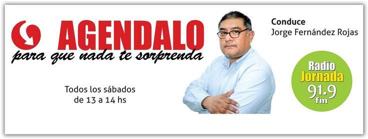 LA AGENDA INFORMATIVA DE MENDOZA http://www.agendalomza.com/