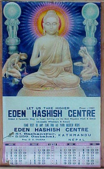 Buddha Hashish
