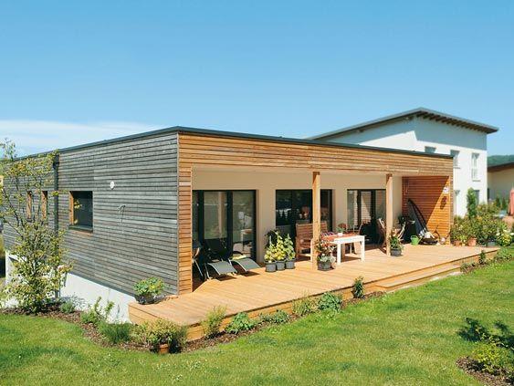 Casas de álbum – m-haus Mittermayr GmbH Holzbau   – A Wooden Home