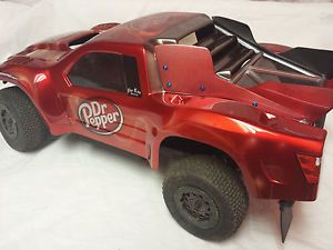 Killer Custom Painted RC Body Traxxas Slash 4x4 Short Course Truck SCT HPI SC10. For Sale through eBay Affiliate.