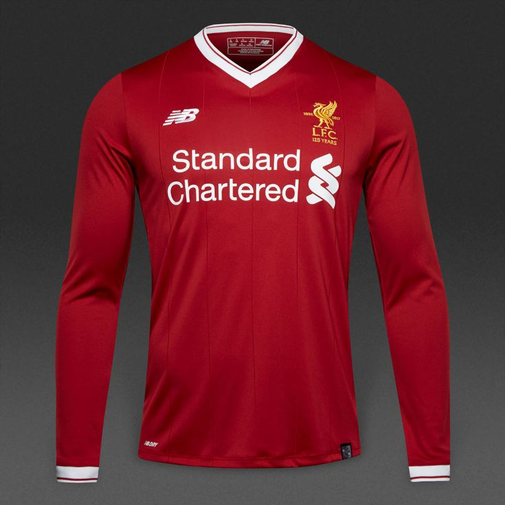 online store 9e0a3 28e0d authentic liverpool 10 coutinho home long sleeves soccer ...