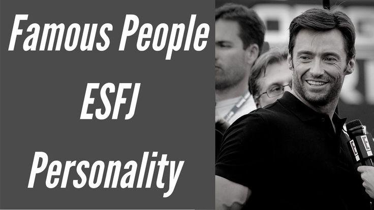 "ESFJ Famous People and Celebrities - ESFJ Personality Type #ESFJ #FamousPeople #MBTI  See https://youtu.be/o_GVyeOkLhk #PersonalityTypes #MyersBriggs"""