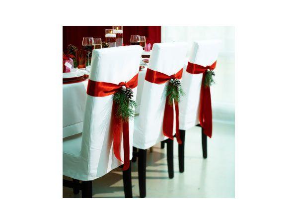 Decoraci n boda navide a en rojo y blanco decoraci n for Decoracion en rojo y blanco