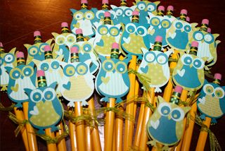"""Multiage Moments: """"Owl"""" Kinds of Goodies - Monday Made It"""