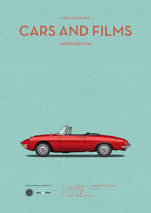 CarsAndFilms / The Graduate