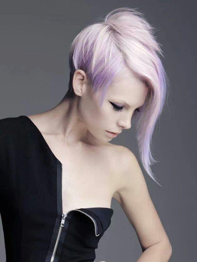 edgy asymmetrical haircuts - photo #3