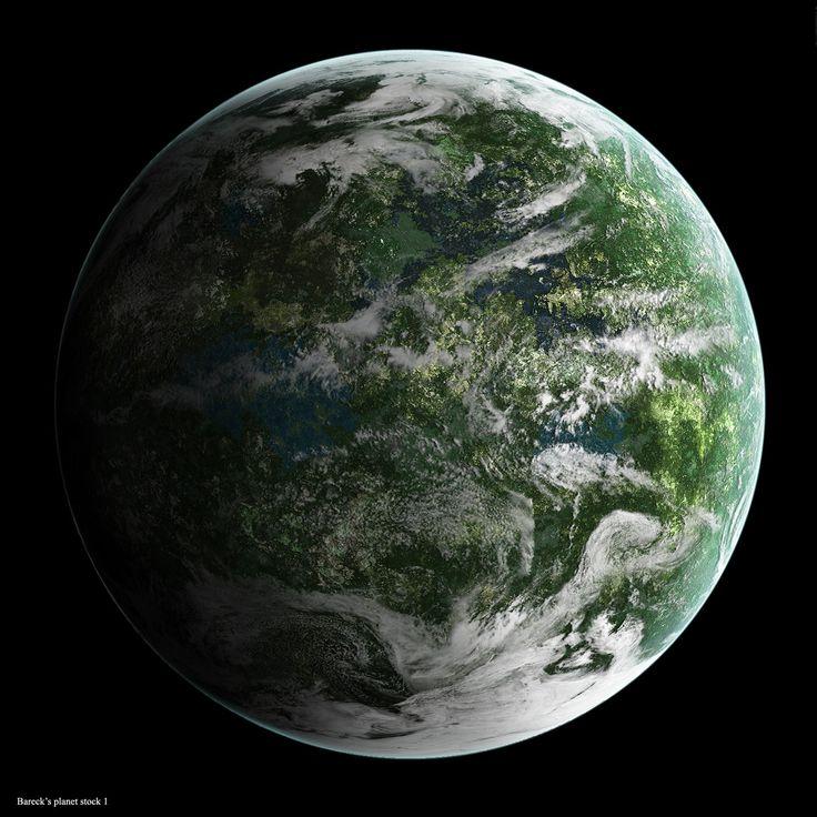 Planetary Stock 1 by Bareck.deviantart.com on @DeviantArt