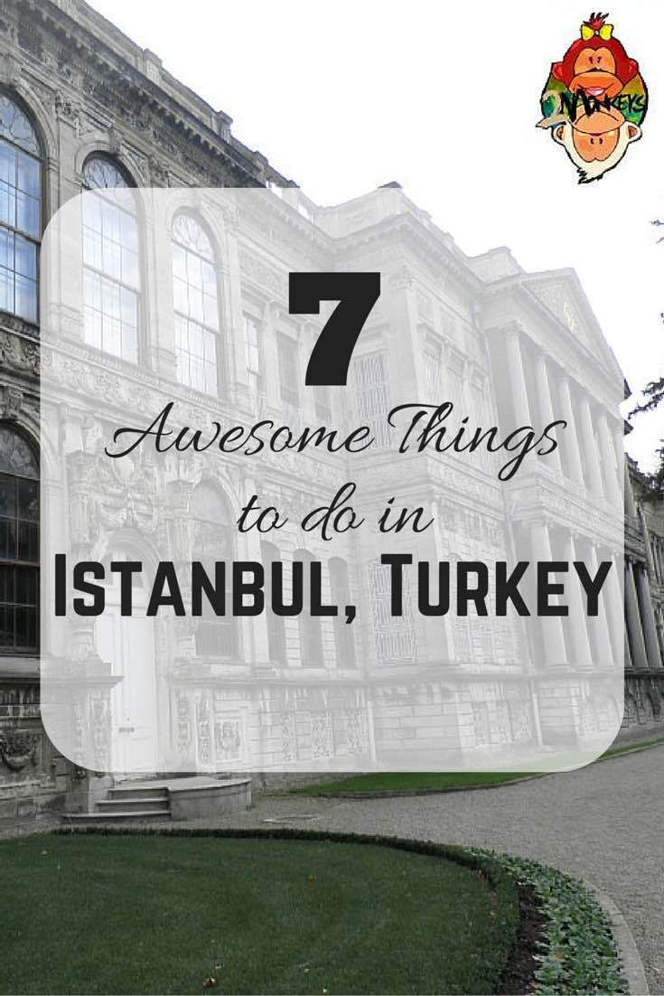 Istanbul is a place with a rich and diverse history, culture and religion. The mix between the East and the West that you will encounter here makes the Turkish city interesting to explore. Do not miss these 7 awesome things to do in Istanbul, Turkey!