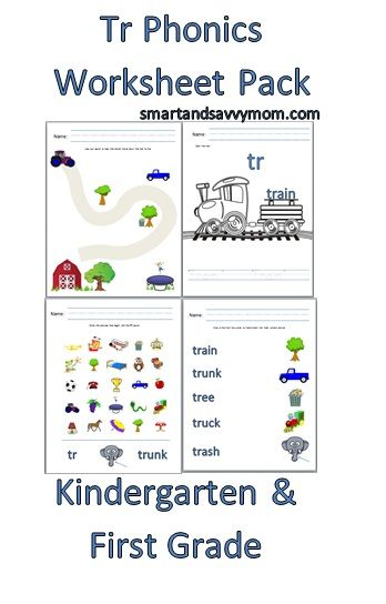 Phonics Worksheets Blends : Best images about free printables kindergarten