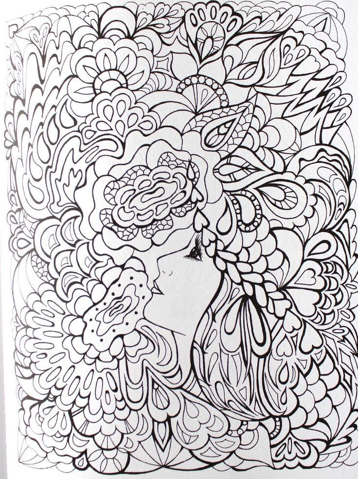 94 best Coloring Books for Adults images on Pinterest Coloring