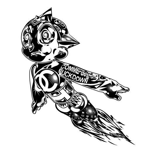 Domo Arigato: Japanese Anime Meets High Fashion | mashKULTURE: Domoarigato