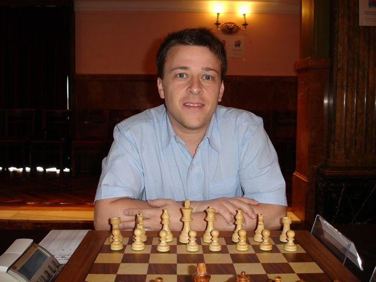 Blitz #5: Ivan Yeletsky vs IM Michael Rahal. Muro de Piedra (colores inv...
