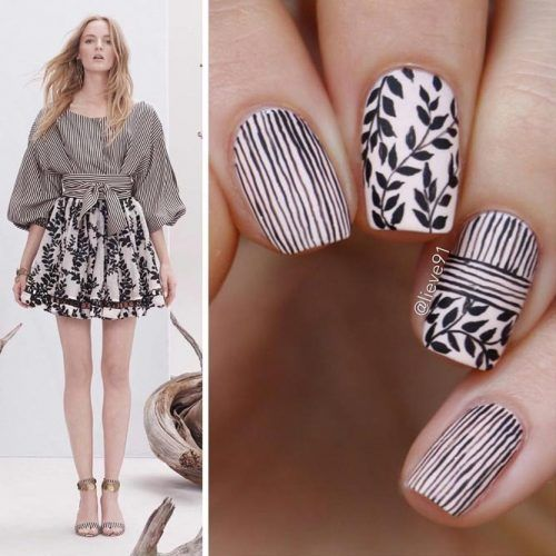 Elegant and Hip Designs for Matte Nail Polish ★ See more: glaminati.com/…