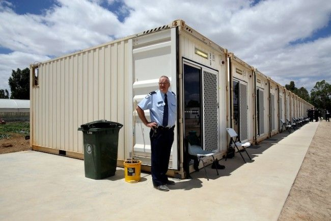 PRISON USING SHIPPING CONTAINERS FOR OVERFLOW HOUSING CONSTRUCTION - Prisons across the world are facing overcrowding, but shipping containers may be able to provide the solution. According to official data, more prisoners are doing time in Australian jails than ever before. In 2013, the number of inmates hit 30,775. Victoria, in particular, has the fastest growing prison population in all of Australia | Royal Wolf