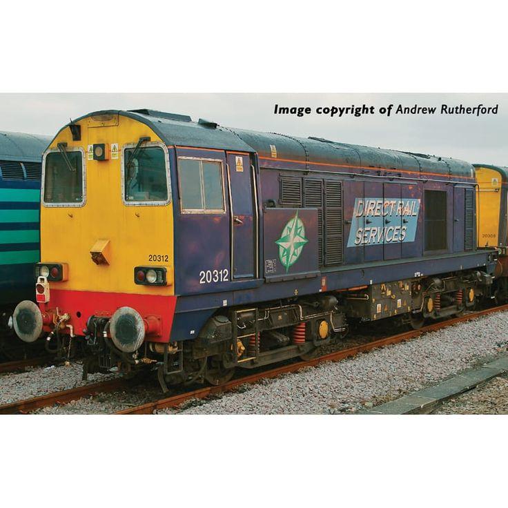 Bachmann branchline 35127 class 203 20312 in direct rail