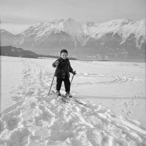 15 Photos Vintage des Jeux Olympiques d'Hiver