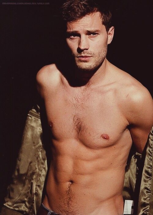 October saw Jamie Dornan become a household name as the actor and Calvin Klein model confirmed he would play Christian (50 Shades of) Grey.
