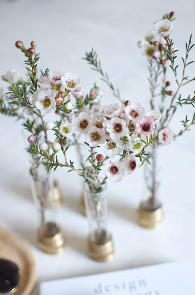 DIY Flower Vase using bolts  ||  Friday Favorites at www.andersonandgrant.com