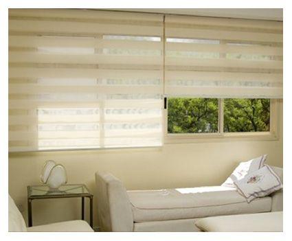 Tipos de cortinas modernas e aconchegantes rolo - Tipos de cortinas modernas ...