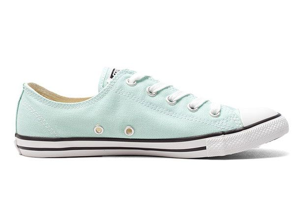 1287abbfb630 Converse Chuck Taylor All Star Dainty Mint-Green Women Low  converse  shoes