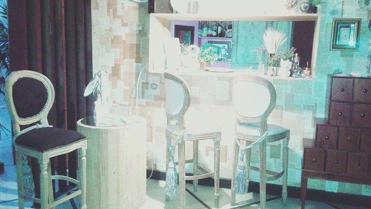 Bella decoración e inolvidable visita a #BocadoDeReina #Medellín #DionisioPimiento #Food #Foodie