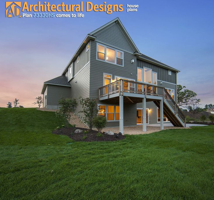 105 best architectural designs exclusive house plans for Architecturaldesigns com house plan 56364sm asp