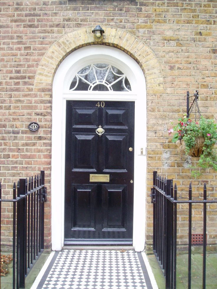 20 best Front doors and gardens images on Pinterest | For the home ...