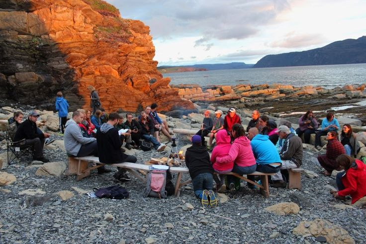 The Tales of Gros Morne storytelling event at Lobster Cove Head.  Intangible Cultural Heritage Blog: http://doodledaddle.blogspot.ca/