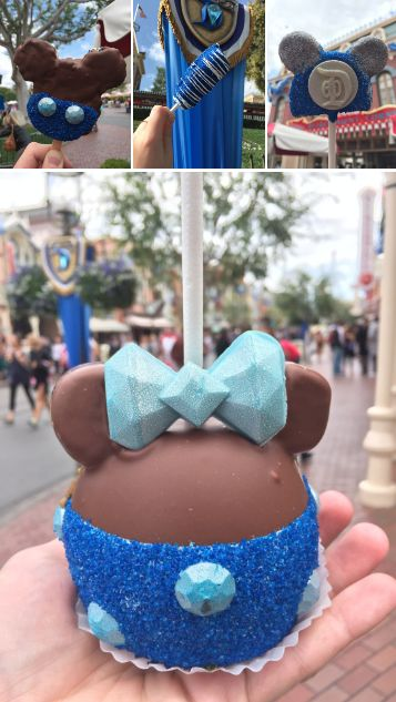 Mini Food Crawl: The Sparkliest Diamond Desserts at Disneyland