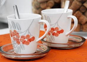 Coffee mugs/Pentik