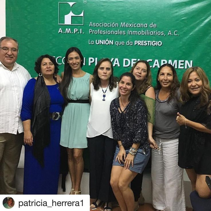 """Ana Alicia Lopez (@anaalicialopez) en Instagram: """"#Repost @patricia_herrera1 with @repostapp ・・・ Riviera Maya Sotheby's International Realty team.…"""""""