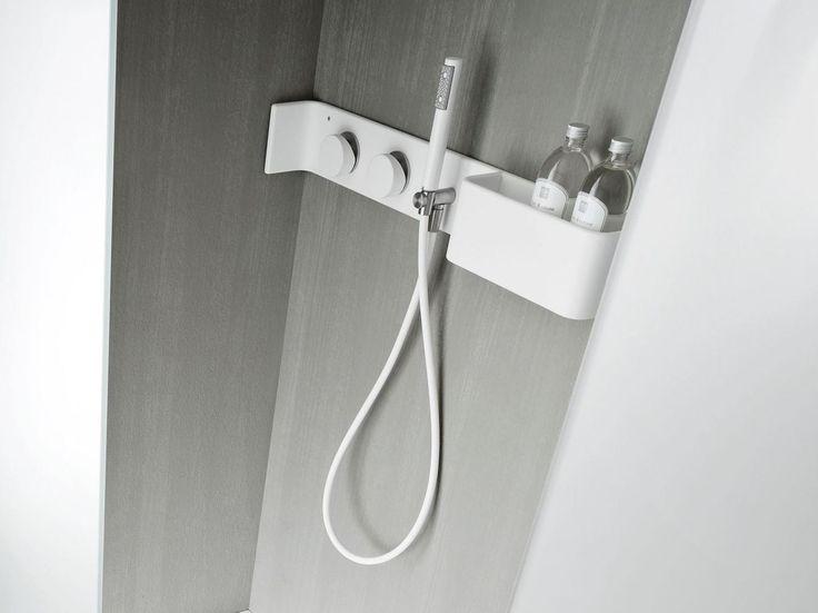 125 best Salle de bains \ Toilettes images on Pinterest Bathroom - mitigeur mural salle de bain