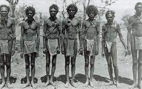 The attitude to the First Australians by the British colonisers was 'They're gonna die out anyway.' It was a Darwinian belief based on the superiority of the white race. Some South African apartheid policies were adapted from early Australian practices.