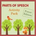I am so excited to share this product with you!  This download consists of twelve activities! Here is the break down:  1 Noun Mad Lib Activity 1 Ve...