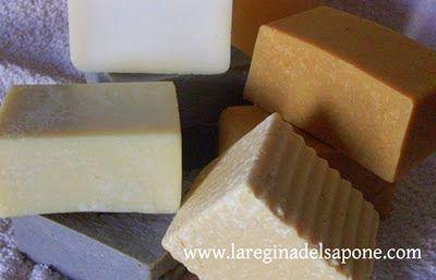 La Regina del Sapone: 3 motivi per produrre sapone in casa