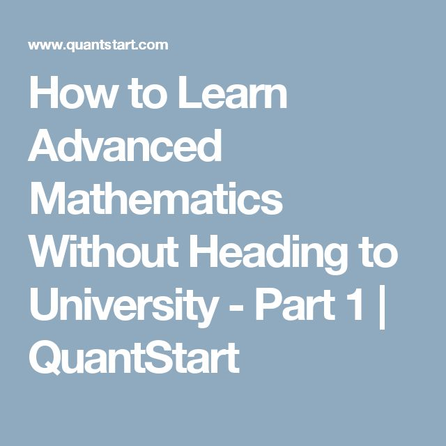 Math Videos: How To Learn Basic Arithmetic Fast - Online ...