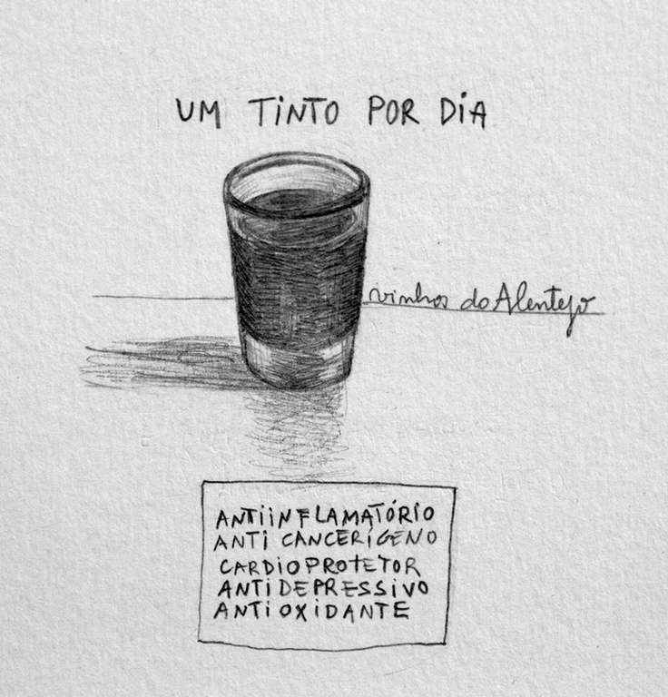 Wine - Um tinto por dia