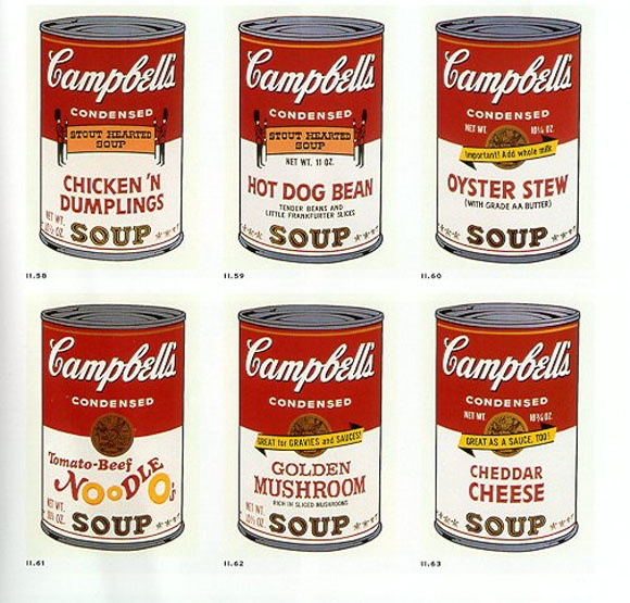 Warhol is the best!!!Vintage Posters, Artists Inspiration Adorable, Art Finding