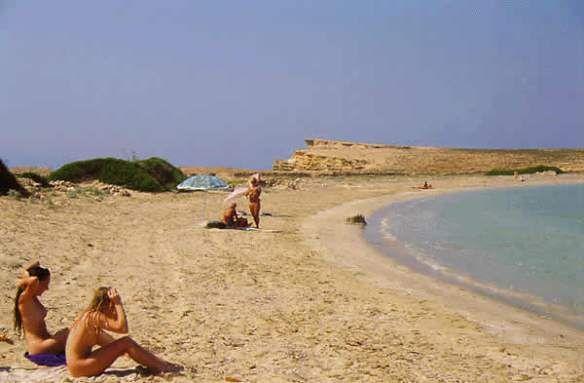 greek island nudist beaches
