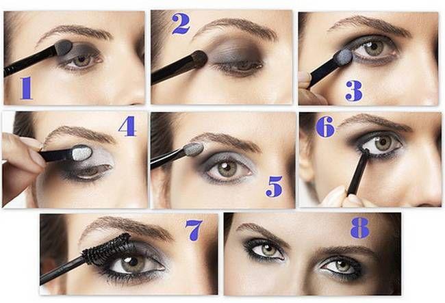 20 Amazing Eye Makeup Tutorials   Planet of Women- Health, Fashion & Beauty